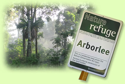 Arborlee - A Nature Refuge